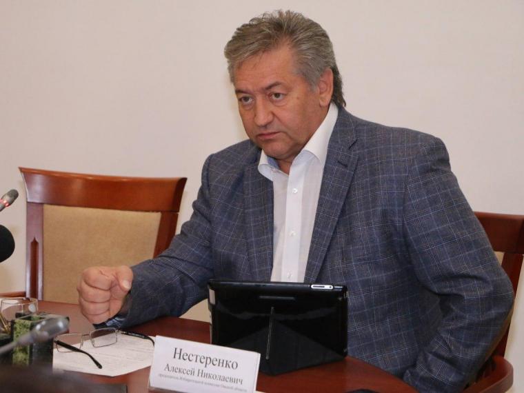 Александр Нестеренко: «Не ходить на выборы президента — это то же самое, что и согласиться отдать страну во внешнее управление»