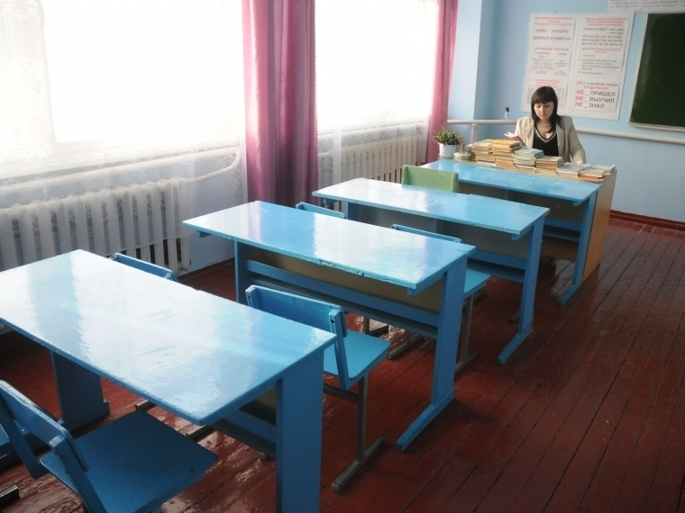 Омских школьников освободили отзанятий вморозы