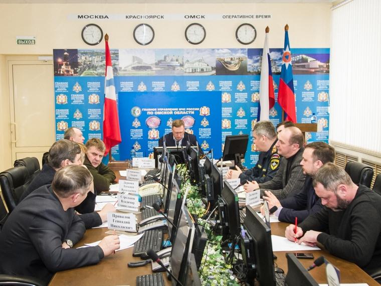 Александр Бурков распорядился оказать помощь пострадавшим от пожара в общежитии