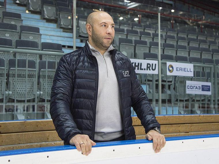 Сушинский объявил, что «Авангард» для Омска— это икона