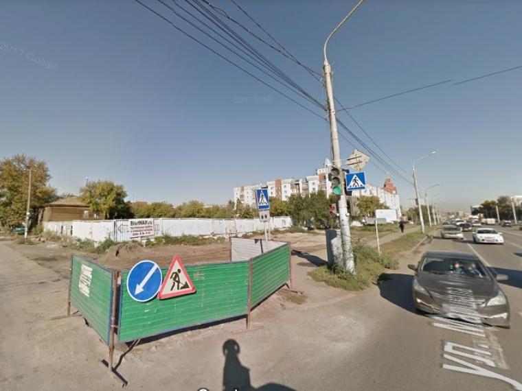 Пятиэтажный апарт-отель сбассейном планируют построить вцентре Омска