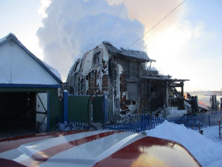 ВОмской области объявлен траур после смерти пятерых детей из-за взрыва