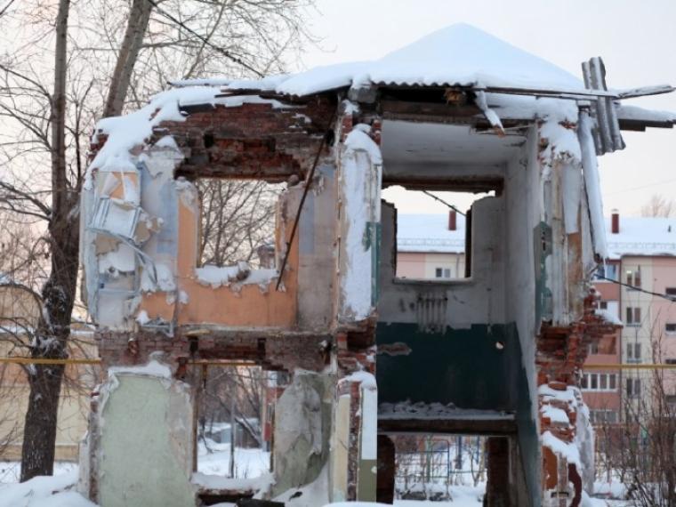 После трагедии наНейбута вОмске срочно снесут более 50-ти домов
