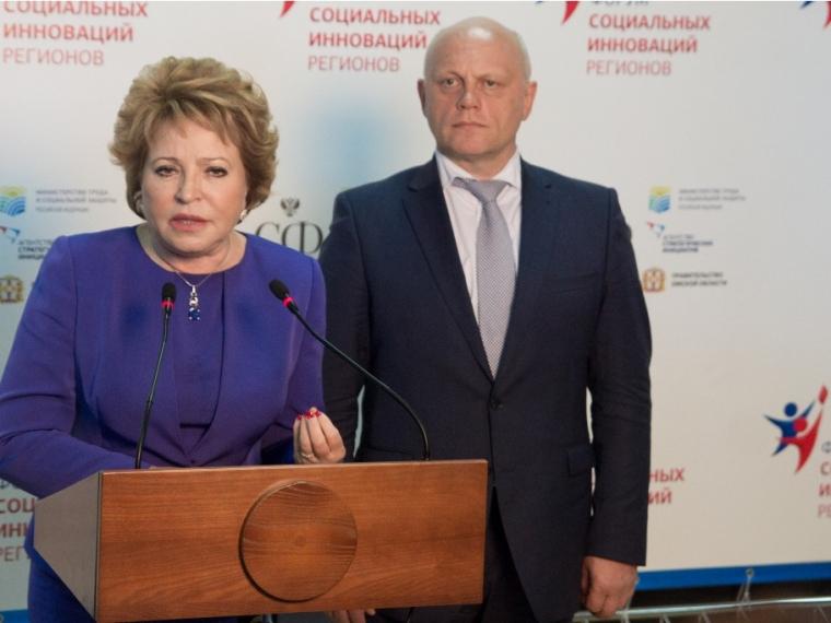 Омское отделение «Единой России» выдвинуло экс-губернатора Назарова вСовет Федерации