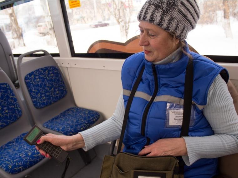 С 14 февраля омичи смогут рассчитываться за проезд с помощью смартфонов