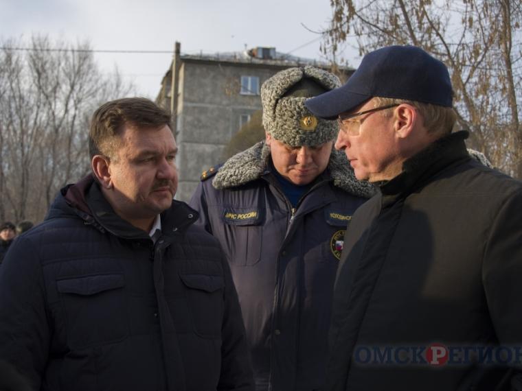 Бурков: «Если по подъезду кто-то носит вверх-вниз газовые баллоны, жители должны бить тревогу»