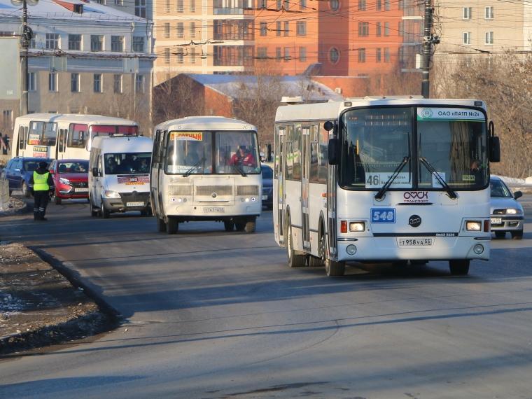 ВОмске со2апреля запустят автобус №40