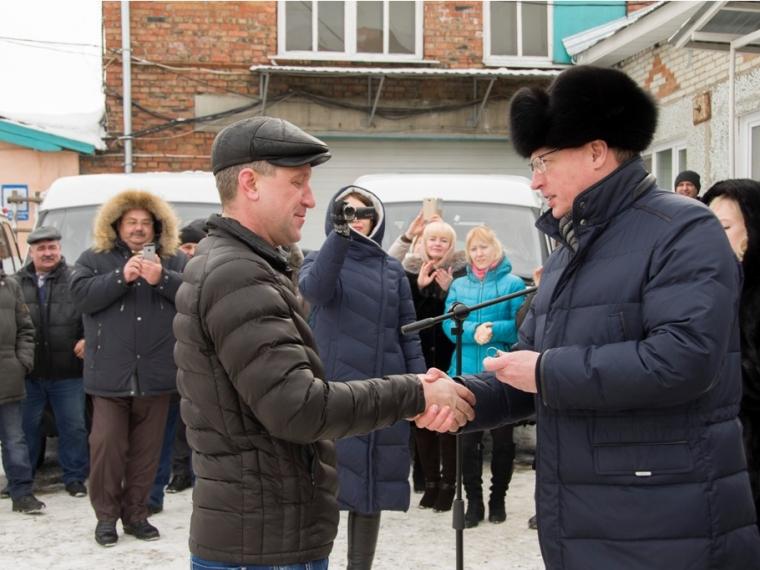 Можно говорить об особенном отношении В.Путина кОмской области— Бурков