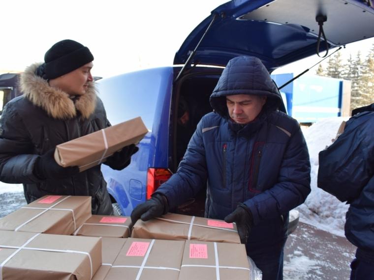 Отпечатанные к выборам 1,5 миллиона избирательных бюллетеней взяты под охрану омской полицией