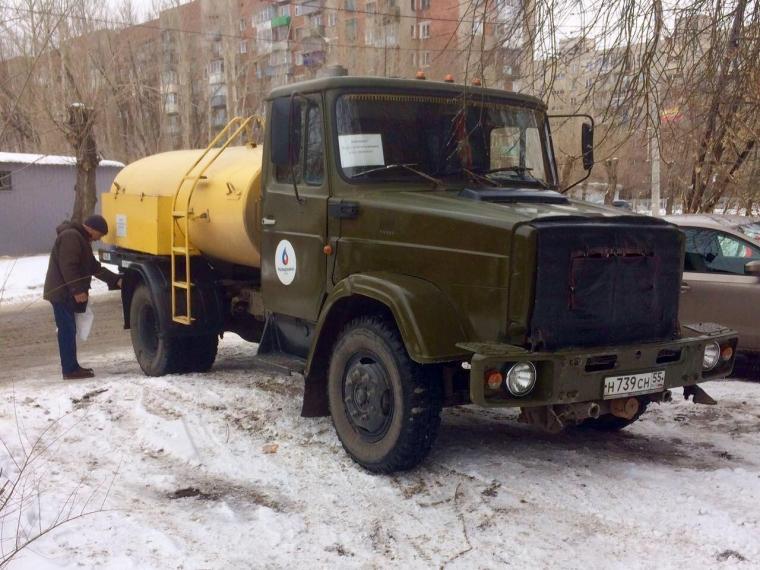 В30 жилых домов Омска вернули холодную воду