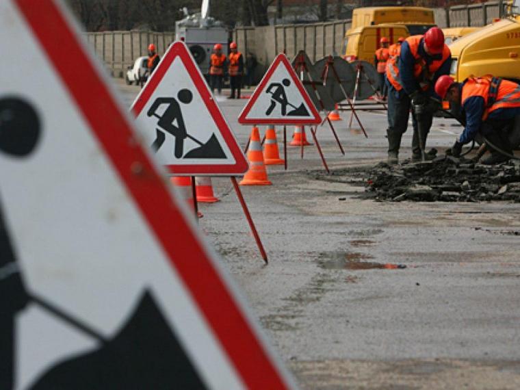 Бирюков: 9апреля в столице России начнётся полноценный ремонт дорог