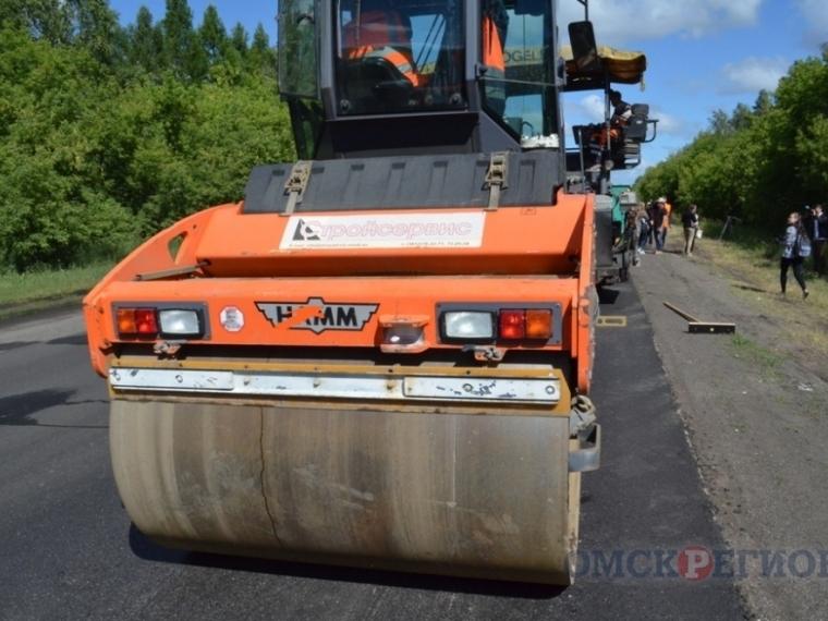 Вгороде отыскали подрядчика для ремонта дороги Омск— Тара