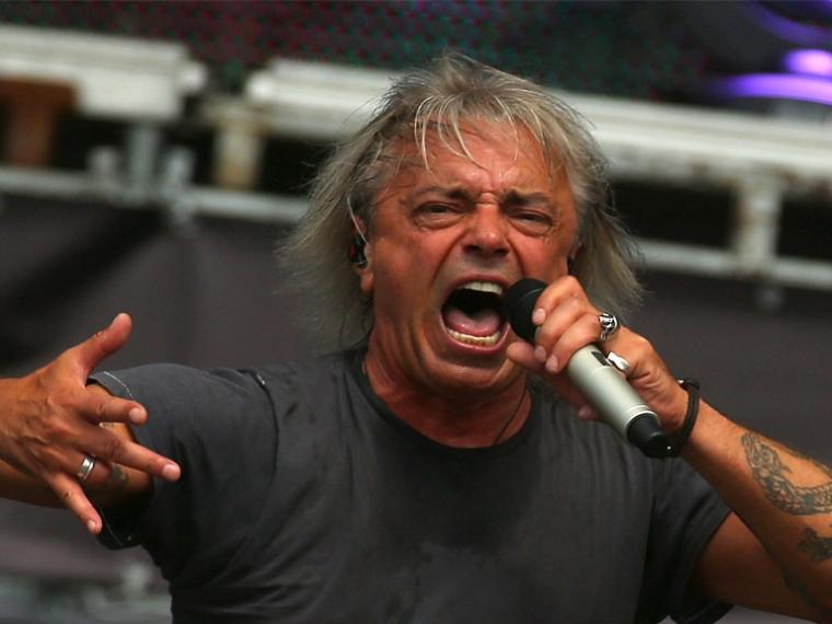 Рок-группа «Алиса» отменила гастроли вОмске