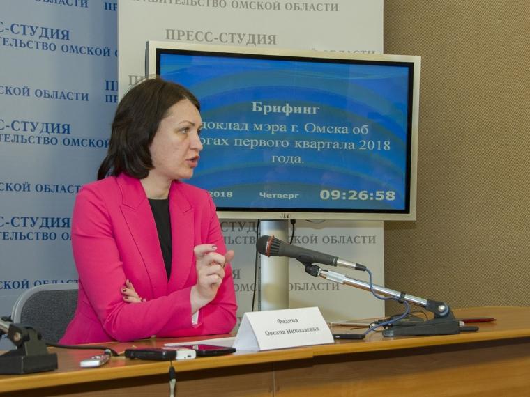 Оксана Фадина не считает новую маршрутную схему Омска панацеей