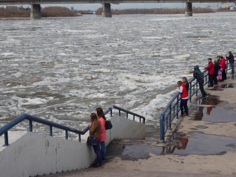 Поселок Затон может затопить уже сегодня