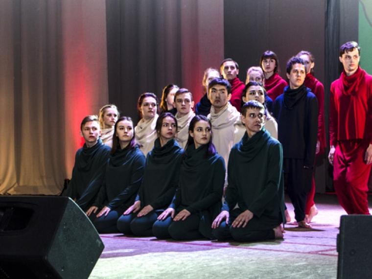 В Омске определили победителей «Студенческой весны»