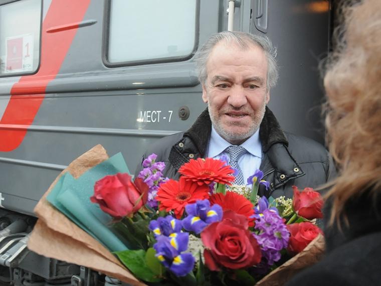 Симфонический ансамбль Мариинского театра даёт концерты вВологодской области