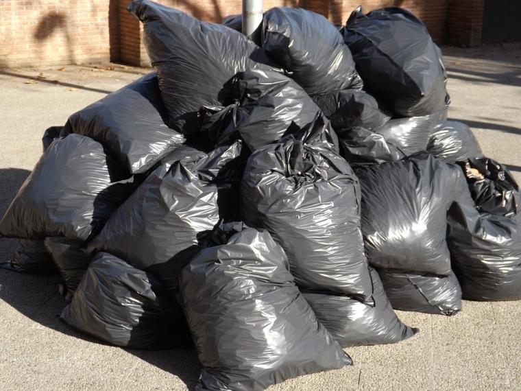 Изцентра Омска вывезли 8 тыс. фургонов мусора