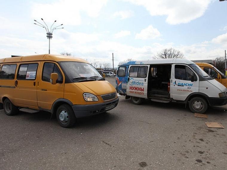 По Омску продолжают ездить маршрутки с неисправными тормозами