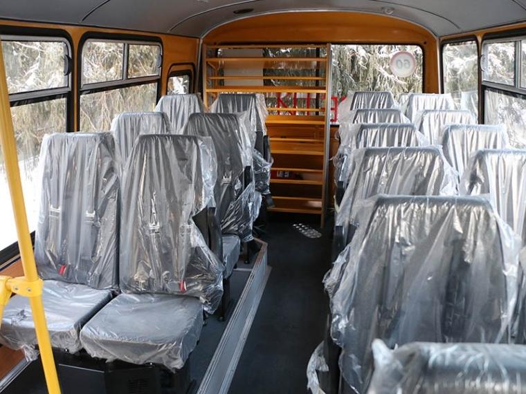 Минобр Омской области определился с поставщиком школьных автобусов