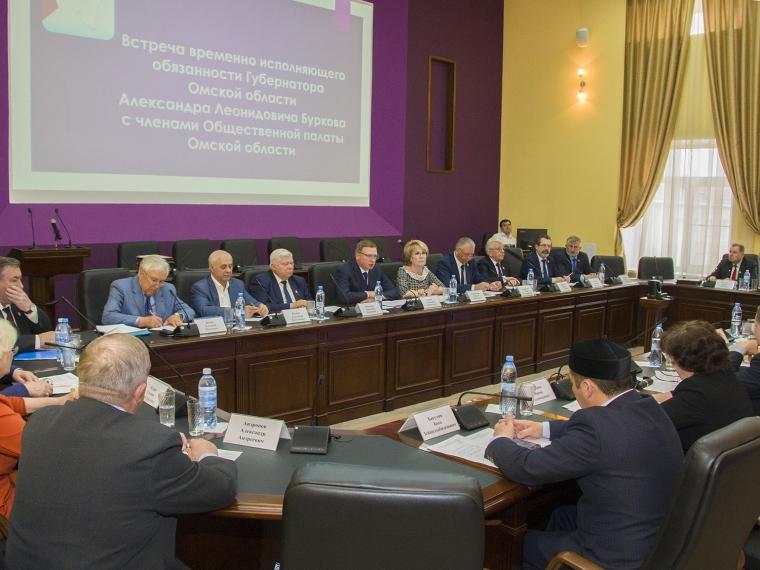 В Омской области будет внедрен региональный стандарт кадрового обеспечения промышленного роста