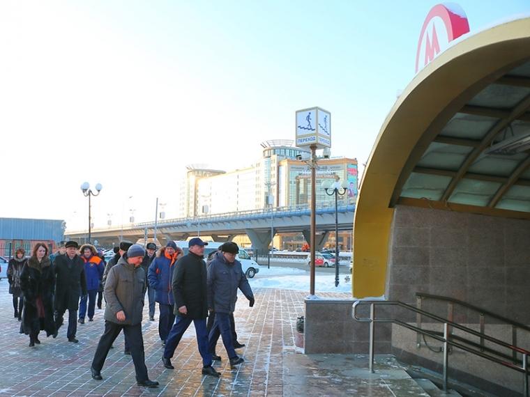 Бурков: «Перспективы омского метро нужно обсуждать на федеральном уровне»