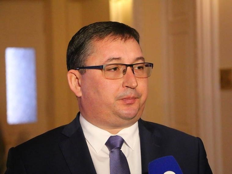 Министр финансов Омской области объявил два аукциона накредитование региона