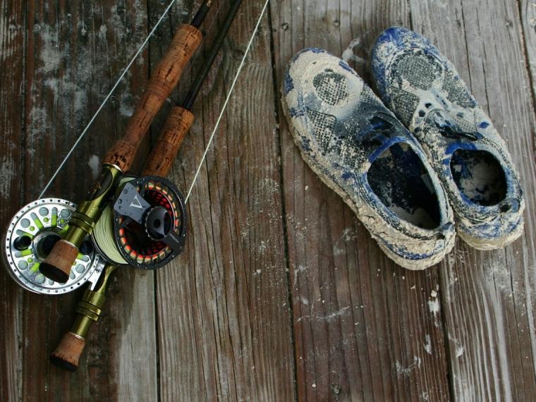 Смертельная удочка: в Омской области убило током рыбака