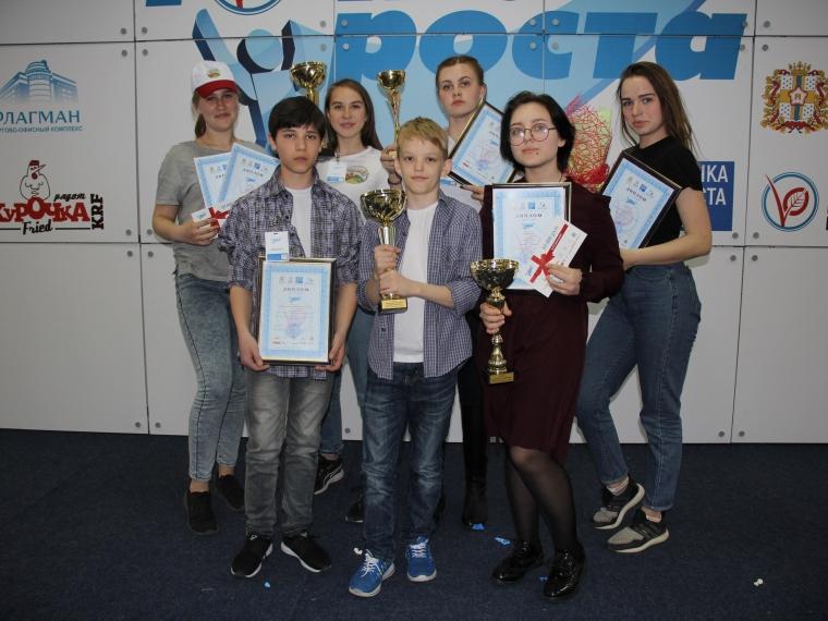 В Омске победителями конкурса предпринимателей стали лучники «Шервудского леса»