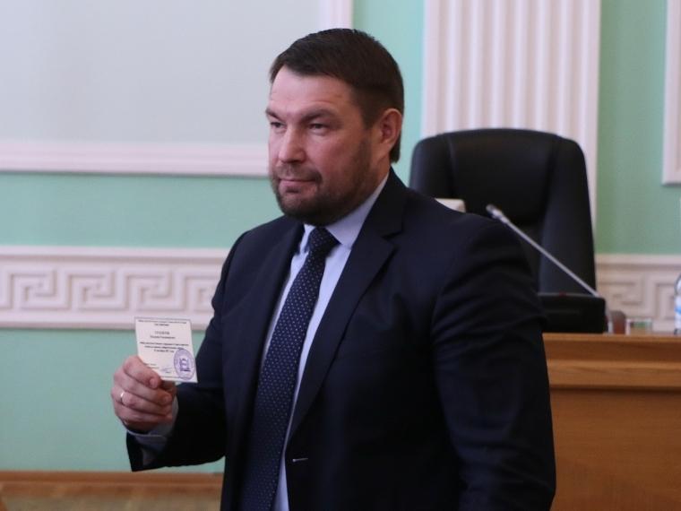 Владимир Гуселетов: «Мэр фактически находится в одной команде с губернатором, и у нас прекратились нападки»