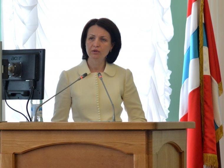 Оксана Фадина: «Приостановить отток омичей считаю одним из главных вызовов на своем посту»