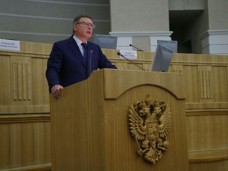 Политологи отметили активность Буркова в реализации майских указов