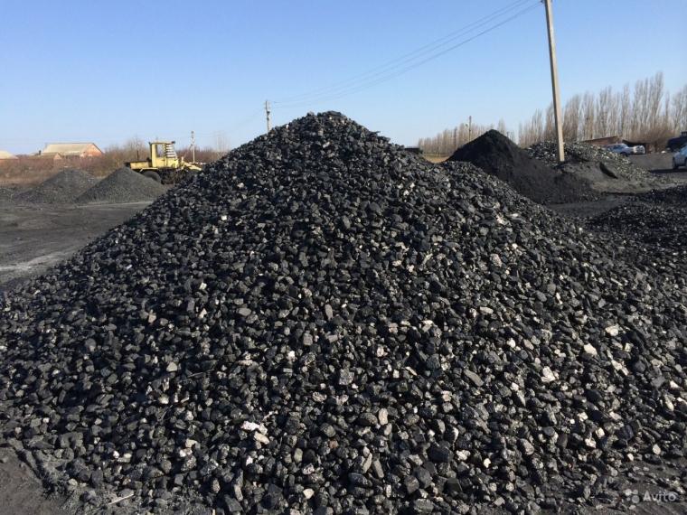 На севере Омской области местные жители украли 82 тонны угля