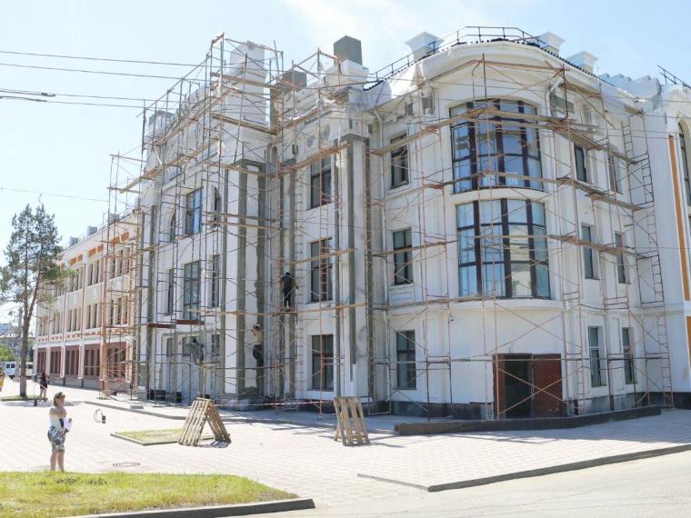 Омский театр «Галерка» сдадут 31августа