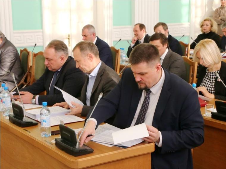 Депутаты увеличили казну Омска на 2 миллиарда рублей