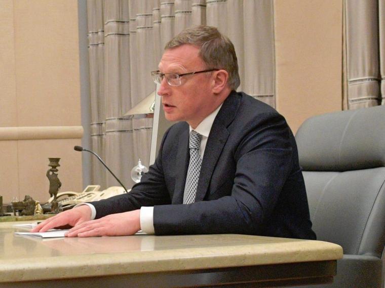 Бурков поблагодарил Медведева за внимание к Омской области