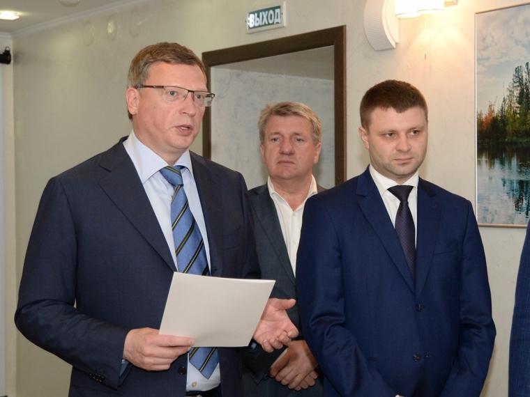 Александр Бурков прокомментировал назначение Антона Заева главой омского минстроя