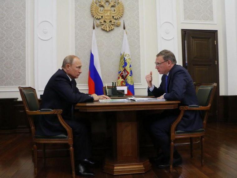 ВОмской области попросили В.Путина поддержать поправки поэкомониторингу