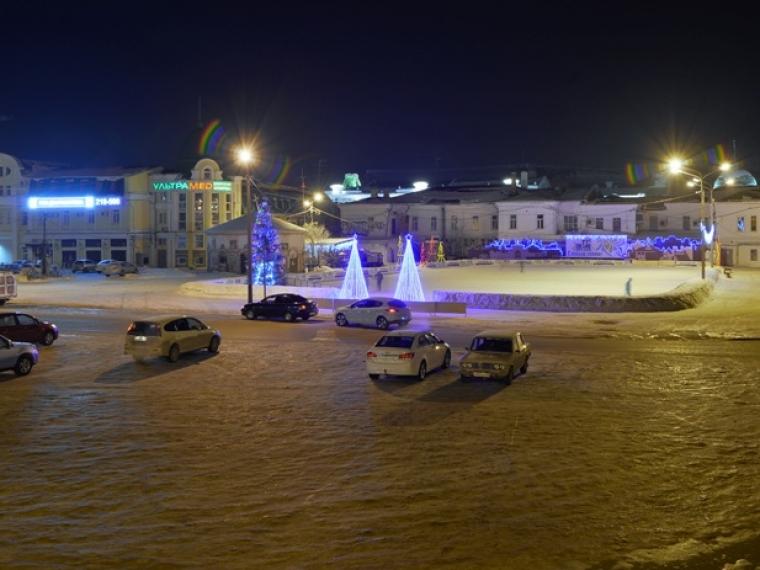 В Омске открылся каток на Бударина #Культура #Омск