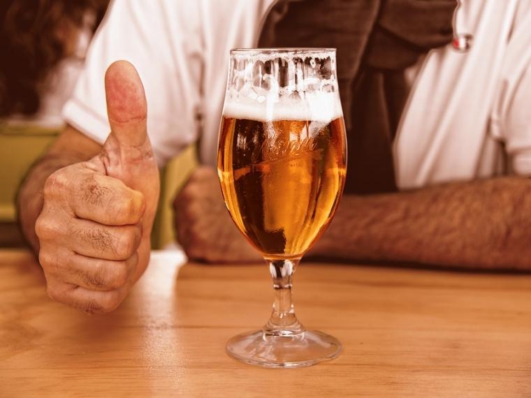 Реклама пива может вернуться на ТВ-экраны #Культура #Омск