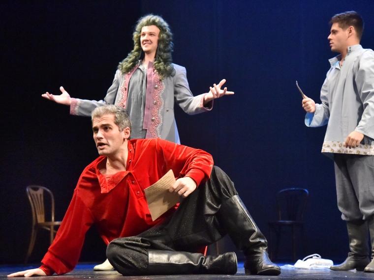 В Омской драме открыли Год театра в России #Культура #Омск