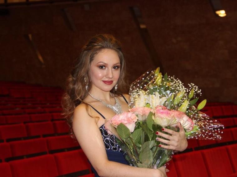 Омичка споет в Нью-Йорке в опере «Орфей» #Культура #Омск