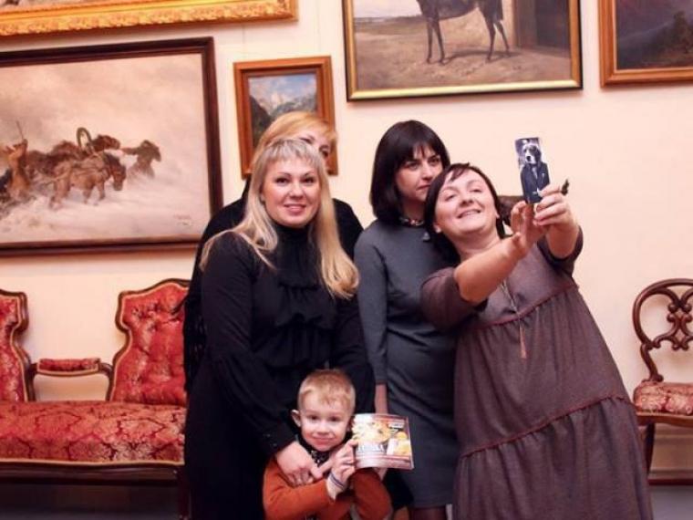 Омичей приглашают сделать селфи с музейными экспонатами #Культура #Омск