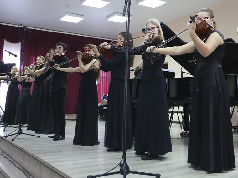 Праздник музыки: в «Шебалинке» презентовали новые инструменты #Культура #Омск