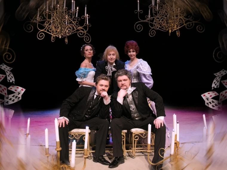 На сцену Омского музтеатра возвращается «Свадьба Кречинского» #Культура #Омск