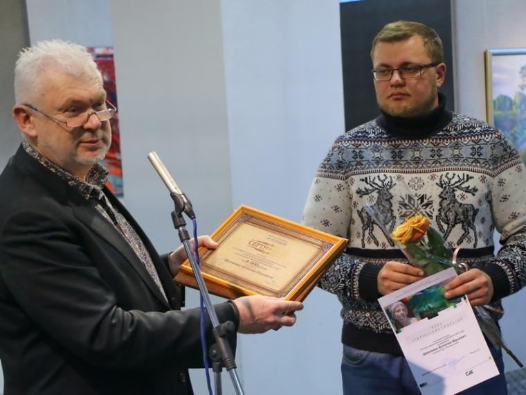В Омске назвали лучших художников 2018 года #Культура #Омск