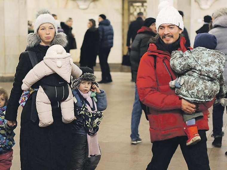 В Минтруда РФ хотят продлить программу маткапитала до 2024 года #Экономика #Омск