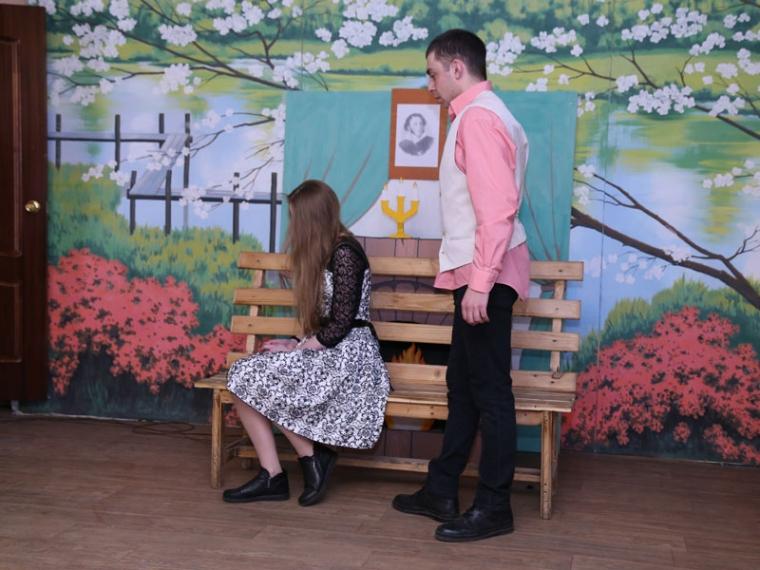 «Маша, вы свободны»: в омской колонии поставили «Дубровского» #Культура #Омск