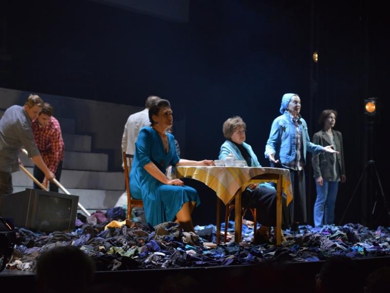 Омская драма вступает в борьбу за главную театральную премию #Культура #Омск