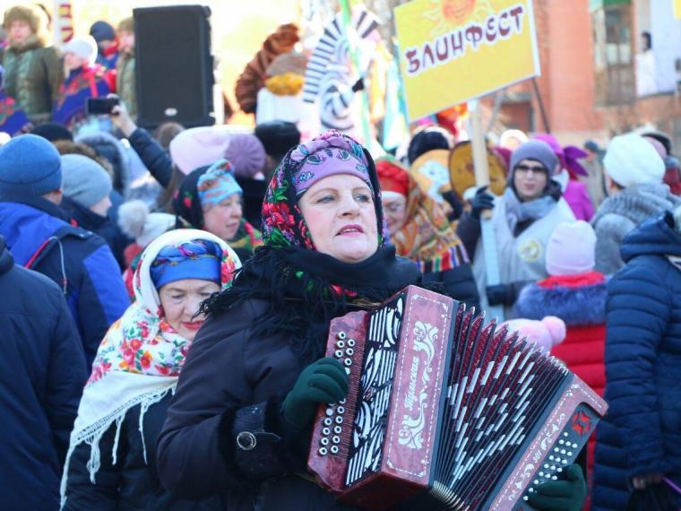 «БлинФест» в Омске побил свой же рекорд #Культура #Омск